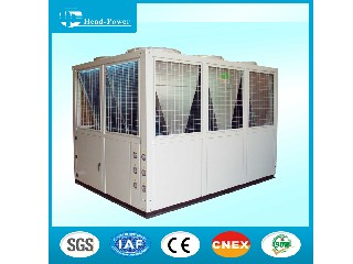 Industrial Air-Cooled Scroll Water Chiller