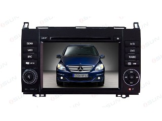 Car DVD Player with GPS BENZ  B200/VIANO/VITO  (TS7738)