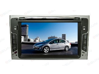 Car DVD Player with GPS PEUGEOT  408  (TS7365)