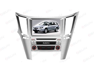 Car DVD Player with GPS SUBARU  OUTBACK  (TS8758)