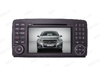 Car DVD Player with GPS BENZ  R300/R350   (TS7739 )