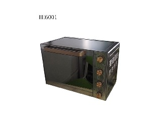 55L NEW Design kitchen electric toaster oven with hot plate  HH6001
