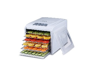 Fruit food dehydrator machine