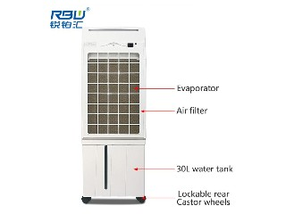Portable Air Conditioner Swamp Cooler  RBW-Q8A