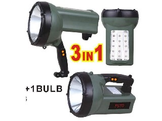 TORCH LIGHT  FT-2288S/15LED+1BULB
