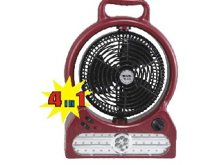 EMERGENCY FAN  FT-333S/6LED