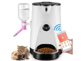 Smart Pet food and water Feeder