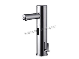 Automatic adjustable faucet  19.116