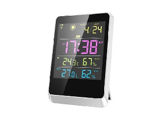 Wireless Weather Station | Household CE Rohs Weather Clock