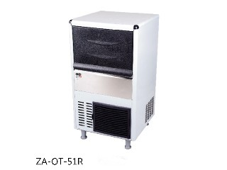 31kg to 190kg luxury type ice cube maker  Za-OT-500P