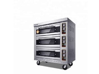 Commercial CE Approved Heavy Duty Electric bakery oven prices   A01-1