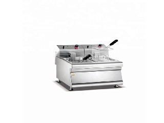 Commercial Used Gas Deep Fryer/ Chicken kfc chicken frying machine    ZA-101V
