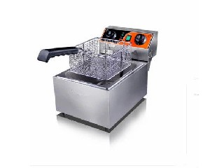Automatic potato chips fryer machine  ZA-101V
