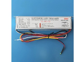 Europe standard 220V 40W electronic reactances for uv lamp, uv lamp ballast