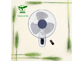 16inch Remote Control Blue portable Wall Fan  FW40-801R