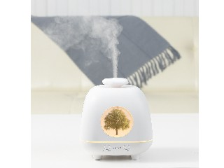 season fairy essential oil diffuser 230ml ultrasonic aromatherapy oil diffuser with 7 color led ligh