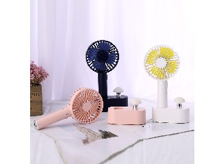Portable USB Rechargeable Fan Handy Desk mini fan  GXZ-F815
