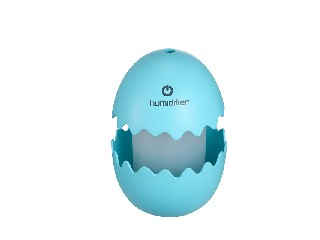 hot sale egg shape mini usb humidifier for home LED GXZ-ES