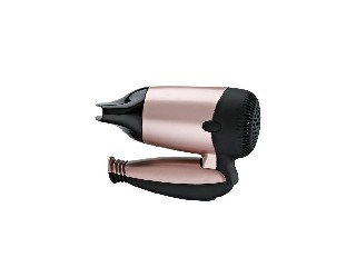 Dual Voltage Folding Handle Ionic Blow Dryer Styler   HD-831-1