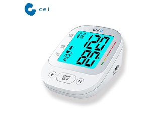 Healthy Care Upper Arm Blood Pressure Digital Monitor With Talking Function